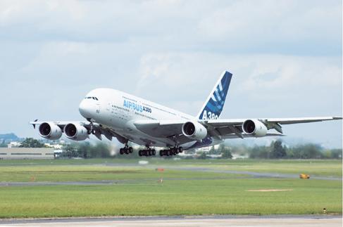 Airbus A380 /사진제공=에어버스