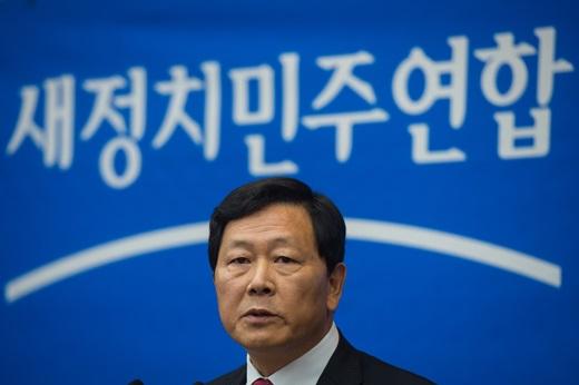'박근령 위안부 발언' 새정치민주연합 강동원 의원. /사진=뉴스1