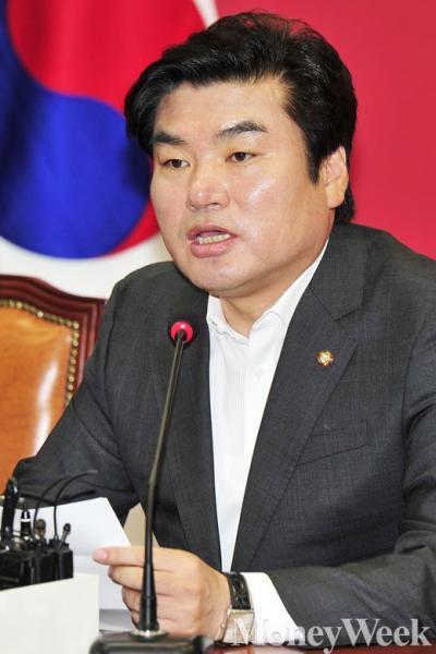원유철 새누리당 원내대표. /사진=임한별 기자