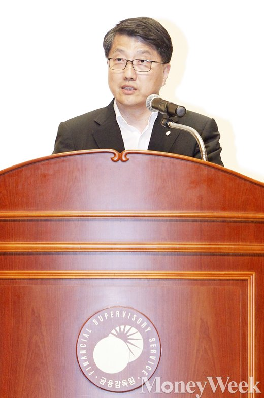 "[MW사진] 진웅섭 ""핀테크 생태계, 아이디어와 혁신기술 모두 필요하다"""