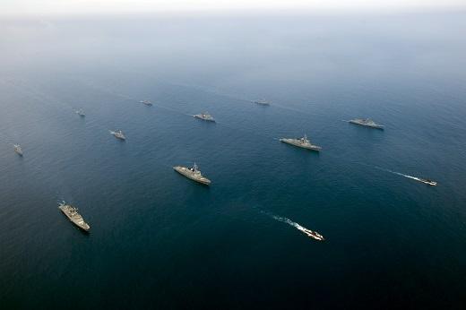 북한 잠수함 도발 대응 훈련에 돌입한 해군. /사진=뉴스1