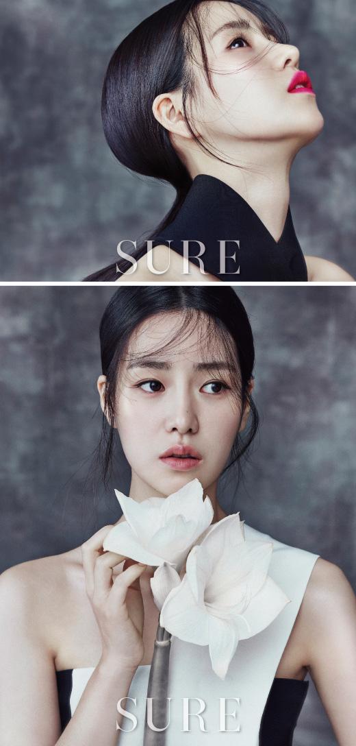 """임지연, """"피부 정화, 물 대신 히비스커스 꽃잎차와 해독 주스"""""""