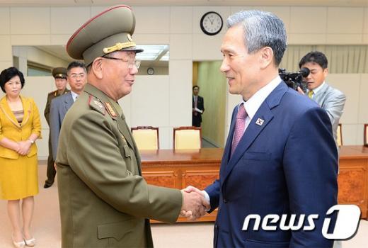 '남북 고위급 회담' '유감' '남북 공동합의문' /사진=뉴스1