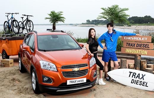 한국지엠, 오펠 엔진 탑재한 '트랙스 디젤' 출시…2195만원부터
