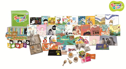 언어·인지·창의력 쑥쑥…영유아 대상 교육 제품들