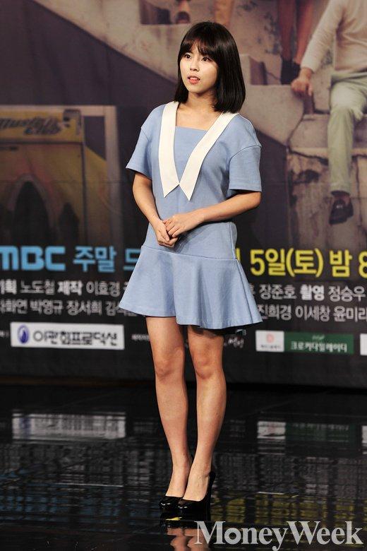 """[MW사진] 꼬꼬마 도희, """"이번 사투리 연기 '응사'와는 달라"""""""