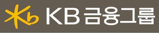 KB금융그룹 로고