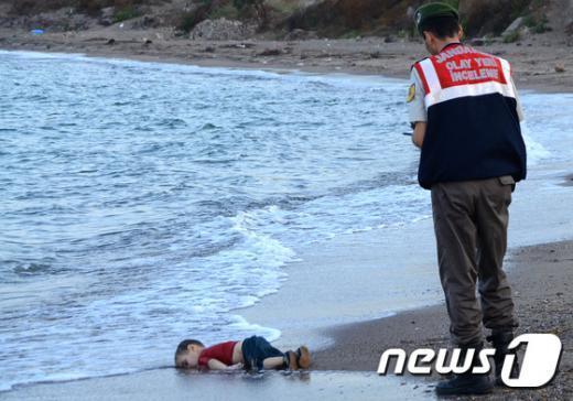 시리아 난민' /사진=뉴스1(AFP 제공)
