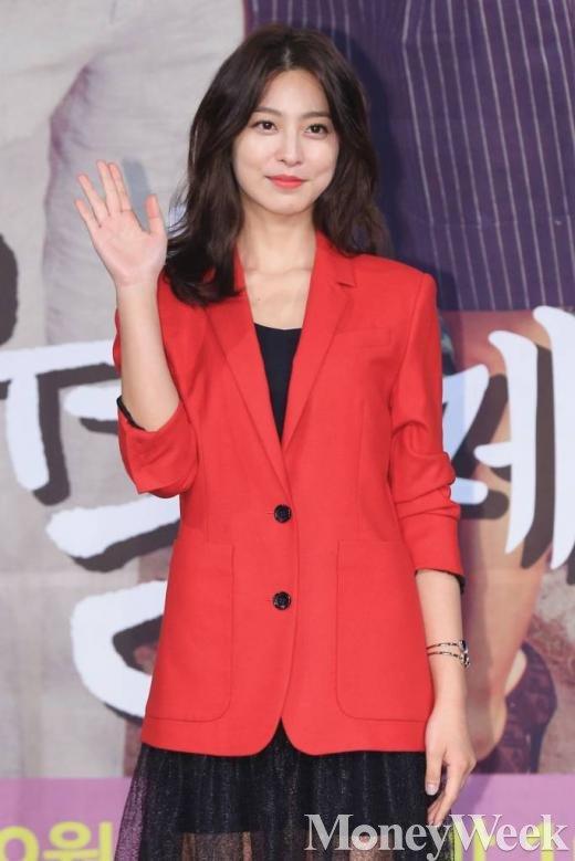 '내 딸 금사월' 제작발표회에 참석한 배우 박세영(사진=머니투데이 이기범 기자)