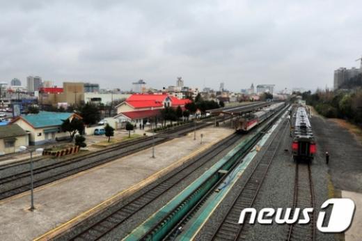 '군산 열차사고' 사진은 기사와 무관. /사진=뉴스1
