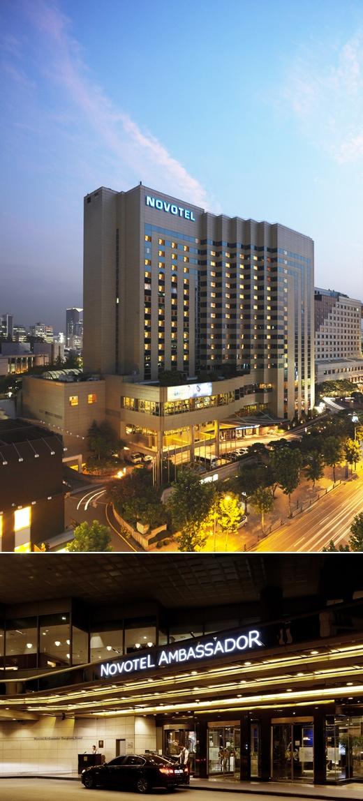 노보텔 앰배서더 강남, 개관 22주년…22m 초대형 샌드위치 나눔 행사 실시