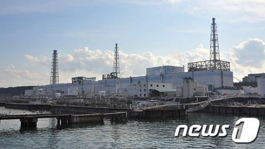 일본 후쿠시마 제1원전. /자료사진=뉴스1