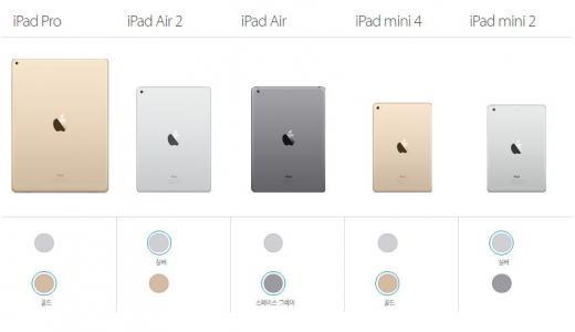 '아이패드 프로' /자료=애플 공식 홈페이지