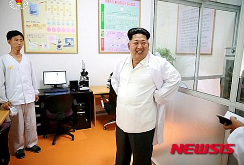북한 김정은. 사진제공=뉴시스