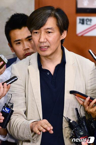 새정치민주연합 조국 혁신위원회 위원. /자료사진=뉴스1