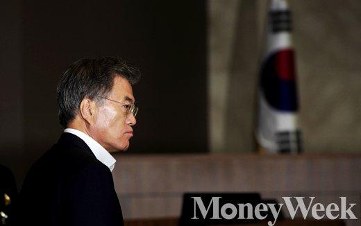 문재인 새정치민주연합 대표. /자료사진=임한별 기자