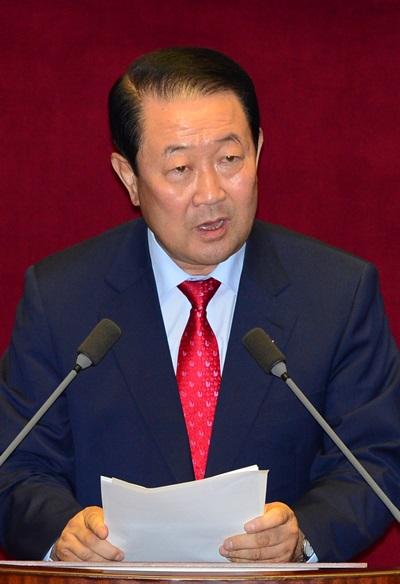 '박주선 탈당' 사진은 박주선 새정치민주연합 의원. /사진=뉴스1