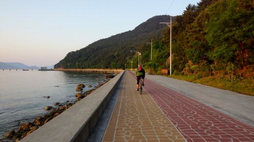 통영 자전거길 /사진=한국관광공사