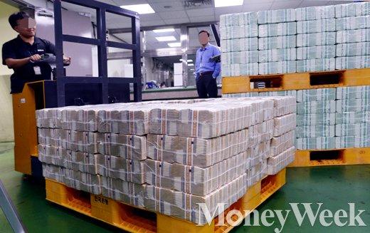 [MW사진] 한국은행 추석자금 대방출, 이게 다 얼마야?