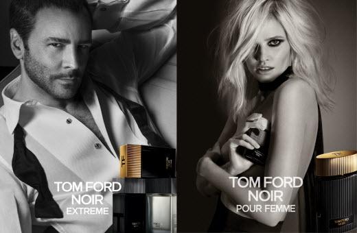 톰 포드 뷰티, 남녀 향수 '누와르 익스트림 컬렉션' 출시