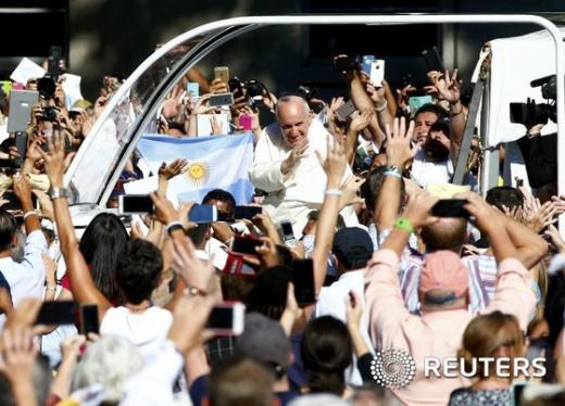 '교황 백악관' /사진=뉴스1(로이터 제공)