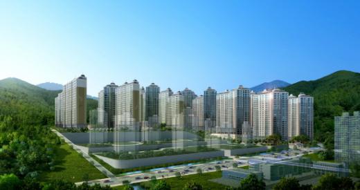 꾸준한 인기 중소형 아파트 '감계힐스테이트 4차'