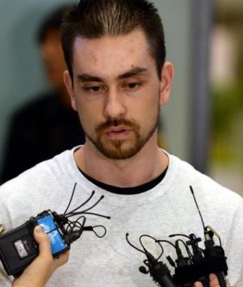 '이태원 살인사건' '이태원 살인사건'의 범인으로 지목된 아더 존 패터슨. /사진=뉴스1