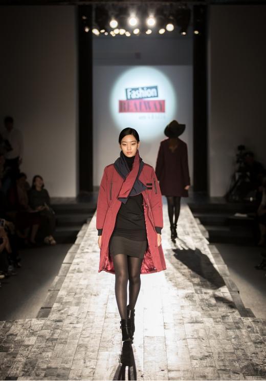 CJ오쇼핑, 26개 브랜드·100여개 겨울패션 '런웨이' 총집합