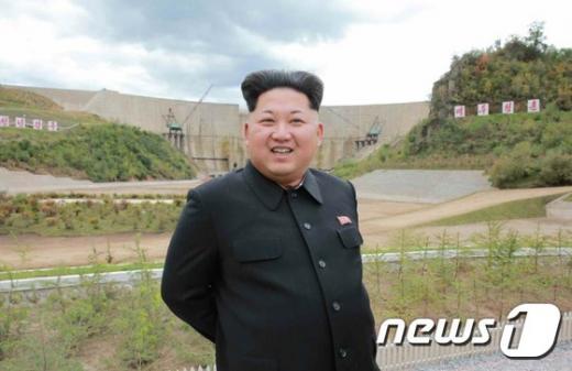 '북한 김정은' /자료사진=뉴스1