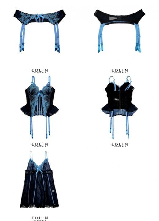 에블린, 10월 신상 '블루마녀' 출시…할로윈 파티룩에 제격
