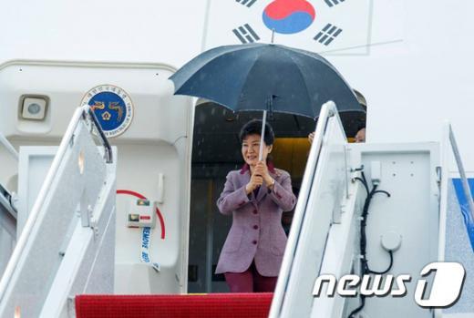 박근혜 대통령. /자료사진=뉴스1(청와대 제공)