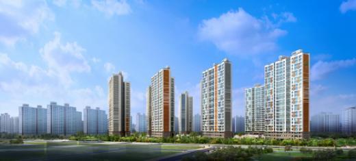 호반건설, 인천 '가정 호반베르디움 더센트럴' 견본주택 개관