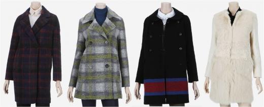 단순하게, 다양하게…추워진 날씨, 코트 멋지게 입기