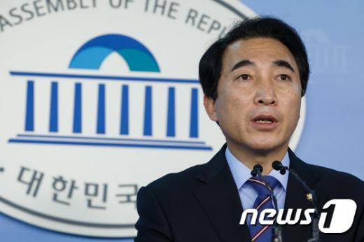 박수현 새정치민주연합 원내대변인. /자료사진=뉴스1DB
