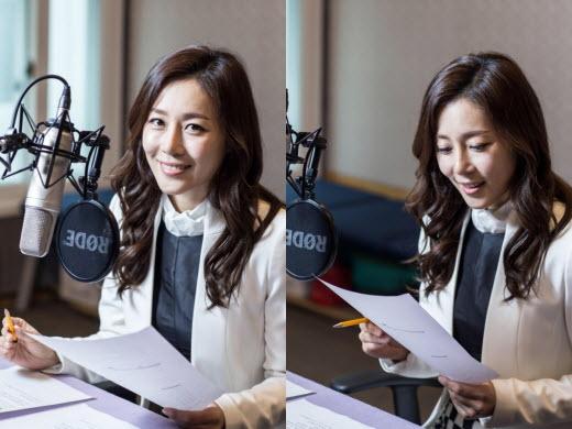 문정희, 목소리 기부로 나눔 실천…'발달장애인법' 시행 안내 동영상 내레이션