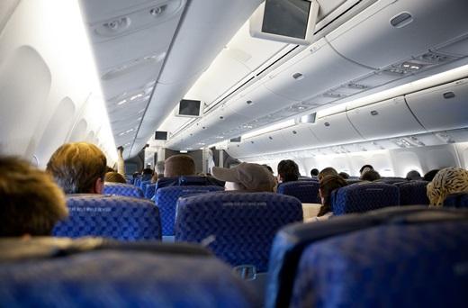 '비행기내 꼴불견' 사진은 기사내용과 무관. /사진=이미지투데이