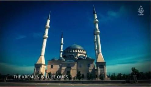 IS가 보복 공격하겠다고 밝힌 크렘린 궁. /사진=CNN영상 캡처