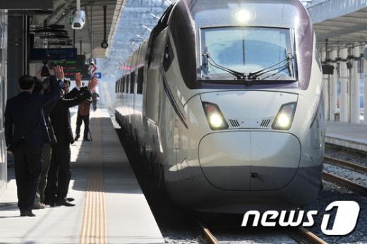 '동대구역 열차 사고' 사진은 기사내용과 무관. /자료사진=뉴스1