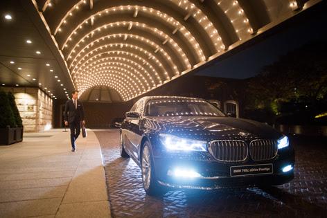 호텔 숙박과 BMW7 시승을 동시에…그랜드 하얏트 서울, 'BMW 럭셔리 드라이빙 이벤트'