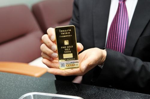 국제 금값. /사진=머니위크 DB