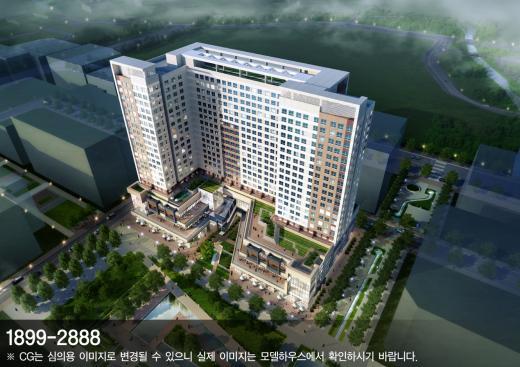 김포한강신도시 구래지구 알짜 입지 '김포한강 더 테라스 스퀘어(가칭)' 상가 11월 공급