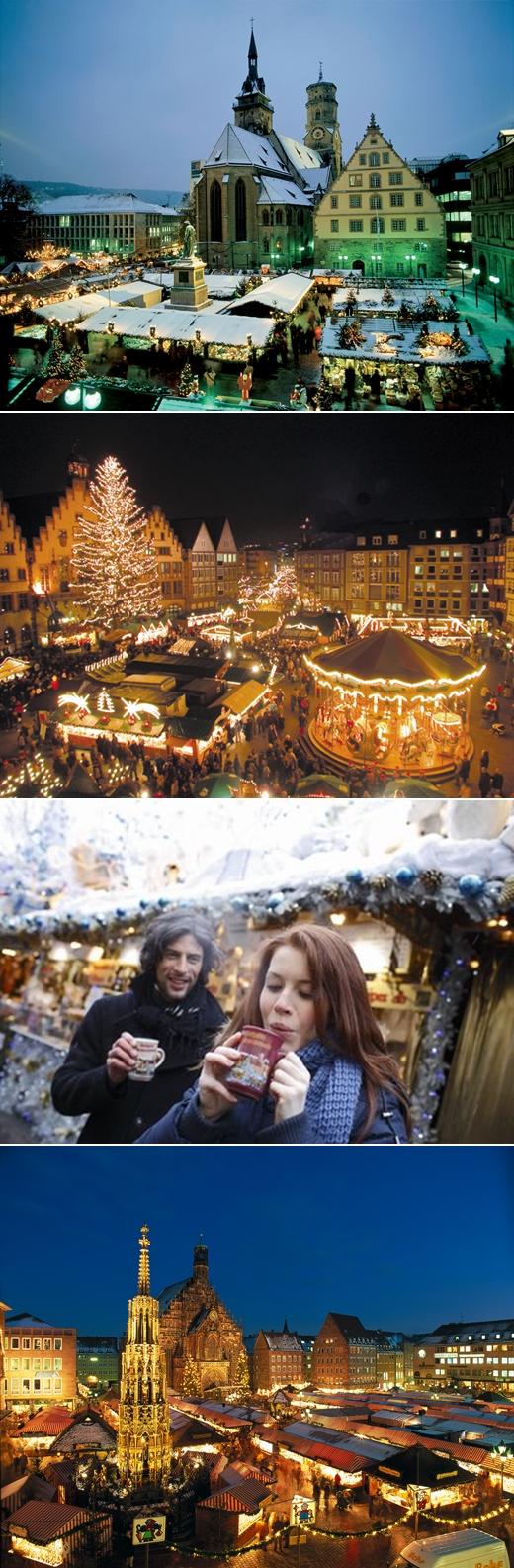 """""""오감을 충족시키는 축제가 열린다""""…독일의 크리스마스 시장"""