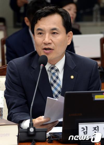 김진태 의원 /사진=뉴스1DB