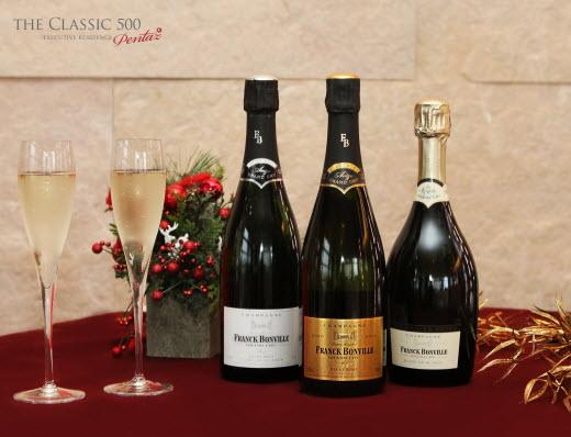 펜타즈 호텔 라비앙로즈, '프랭크 봉빌 와인 메이커스 디너' 개최