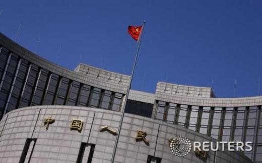중국 인민은행. /사진=뉴스1(로이터)