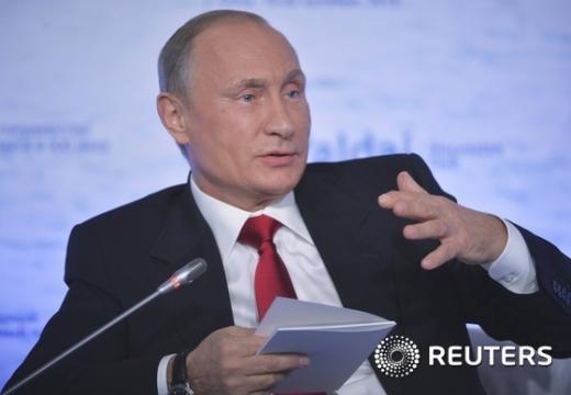 푸틴 /사진=뉴스1(로이터 제공)