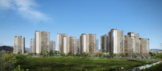 현대산업개발, 한강신도시 첫 아이파크 '김포 한강 아이파크' 분양