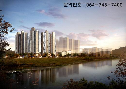 KCC건설, '경주 황성 KCC스위첸' 프리미엄을 누려라