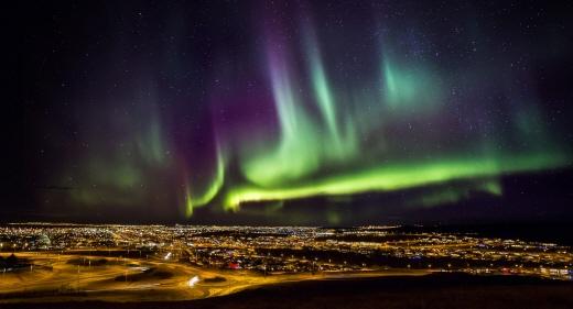 아이슬란드 오로라 /사진=꿈꾸는여행