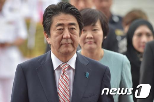 아베 신조 일본 총리. /사진=뉴스1